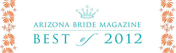 Arizona Bride Magazine Best of 2012 - Snapbooth Entertainment